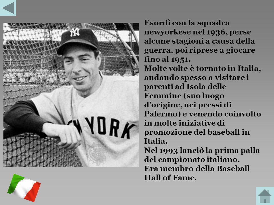 Giuseppe Paolo Di Maggio Jr. (Martinez, 1914 – Hollywood, 1999) è stato un giocatore di baseball statunitense, di origini italiane (siciliane), che di