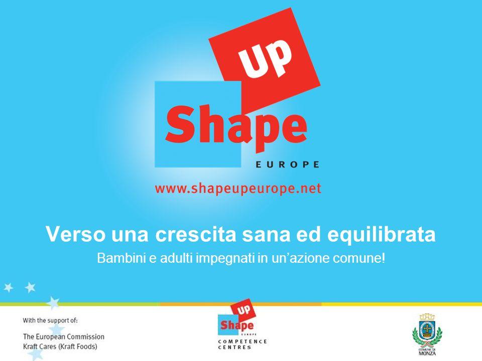 Le scuole Shape Up I Centri di Competenza di Shape Up predispongono per gli insegnanti materiale scientifico, schede di attività e di studio e modelli per la valutazione.