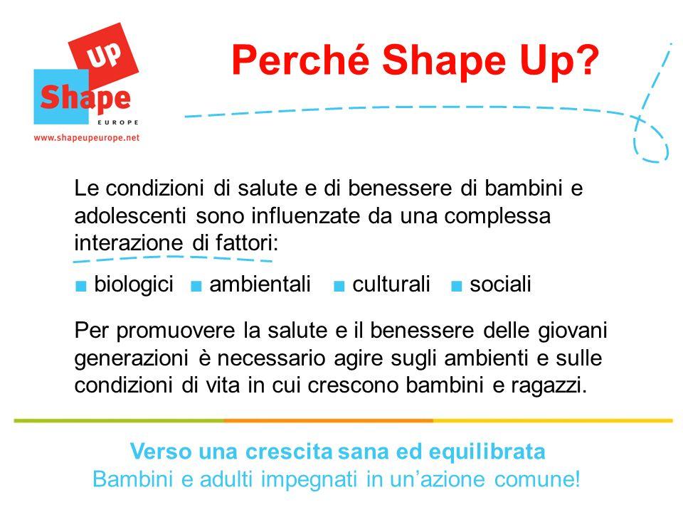 Perché Shape Up?