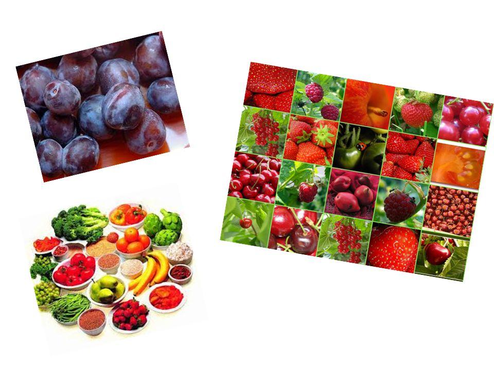 Molti cibi, soprattutto quelli di origine vegetale, contengono numerose sostanze con attività antiossidante più o meno marcata. Tra le più conosciute