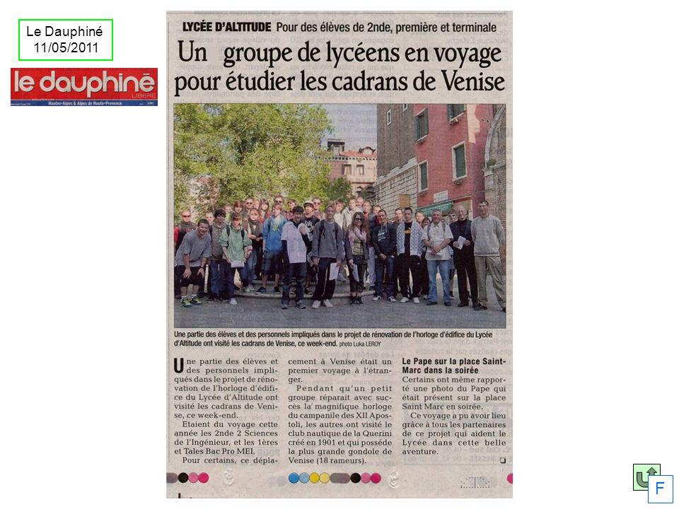Le Dauphiné 11/05/2011 F