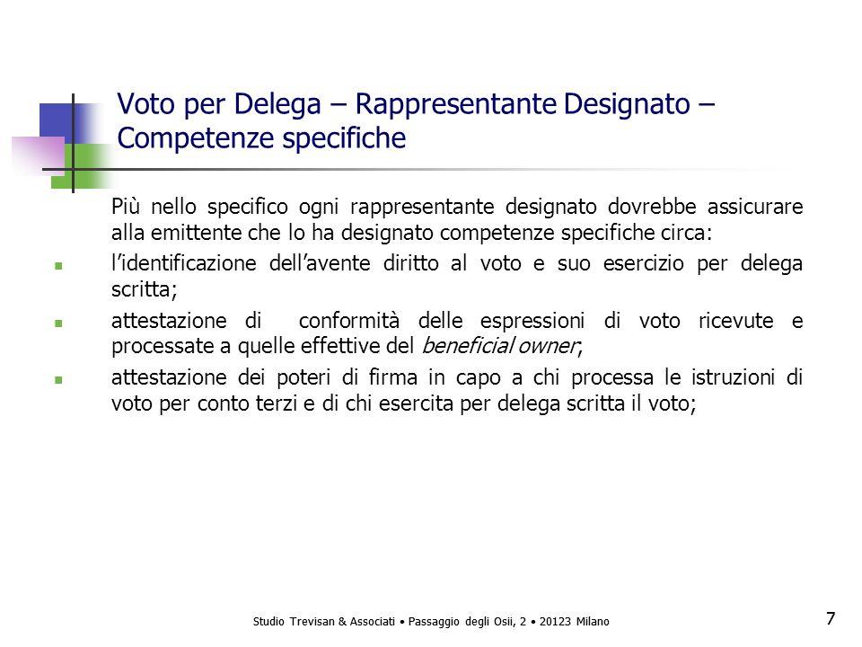 Studio Trevisan & Associati Passaggio degli Osii, 2 20123 Milano 18 Studio Trevisan & Associati Passaggio degli Osii, 2 20123 Milano 18 Contact details Studio Legale Trevisan & Associati Passaggio degli Osii n.