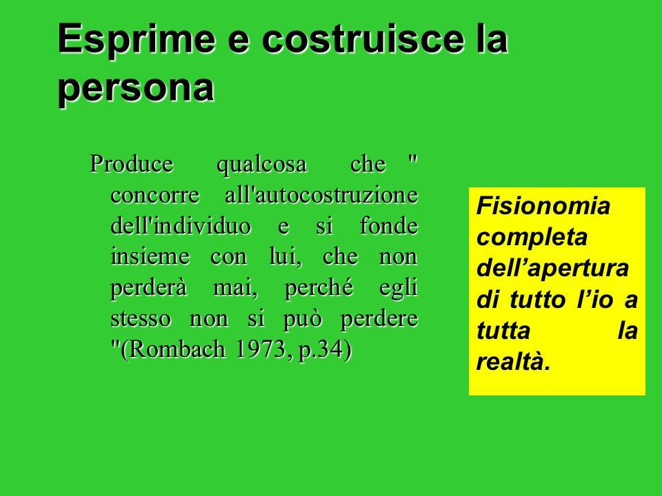 7.Lo studio è promozione: Spinta in avanti; vantaggio per il movimento della ragione verso il reale.