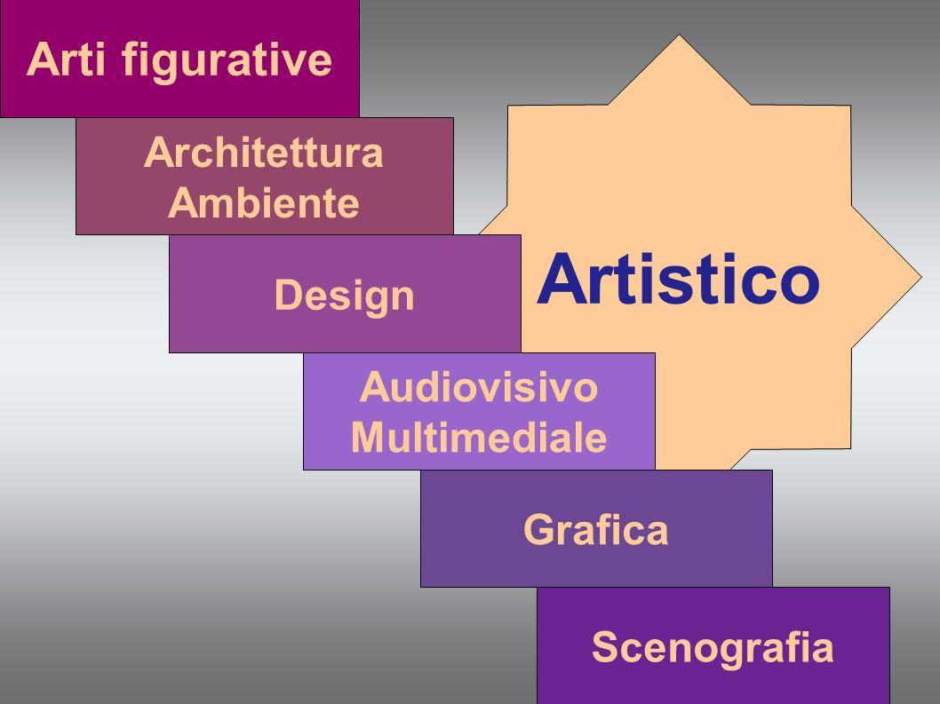 Artistico Arti figurative Architettura Ambiente Scenografia Design Audiovisivo Multimediale Grafica