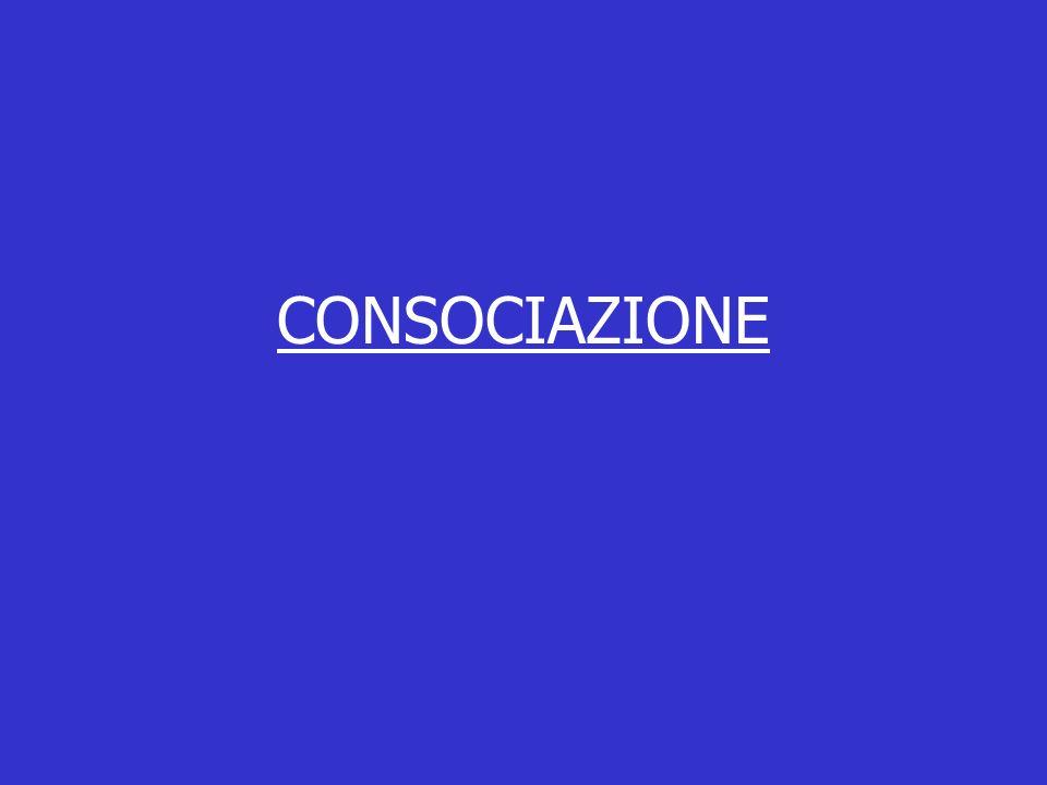 CONSOCIAZIONE