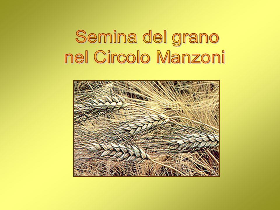 Nellanno scolastico 2006-07, il Circolo Manzoni ha realizzato un progetto di educazione alimentare.