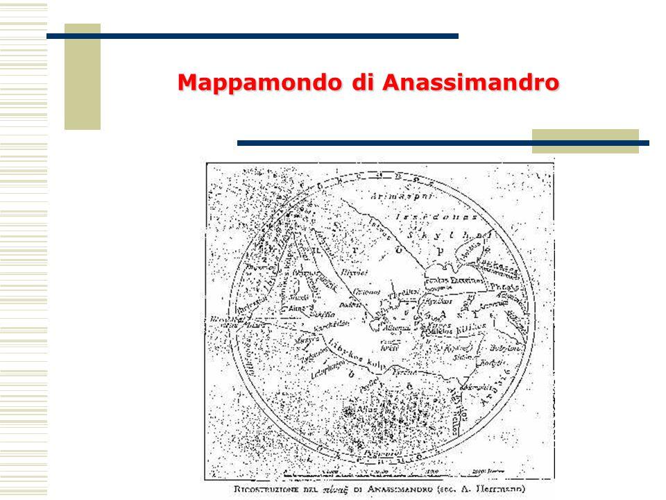 Mappamondo di Anassimandro