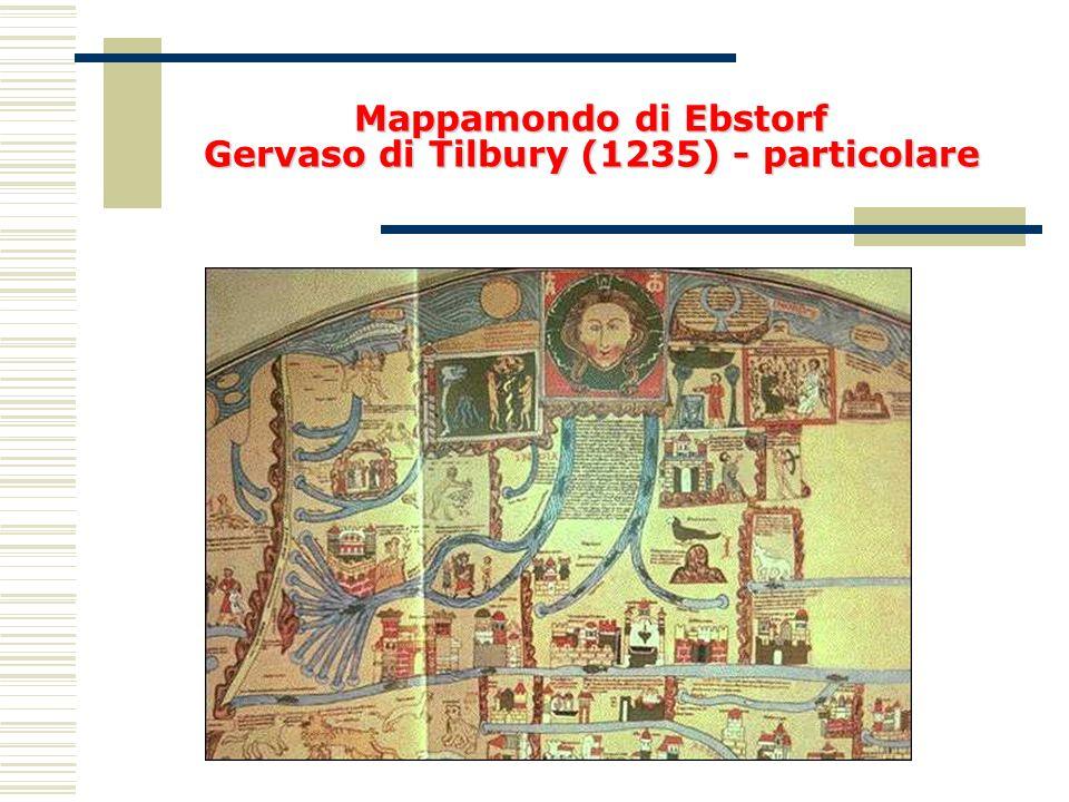 Prima svolta nella cartografia verso la metà del 300 : In seguito alla scoperta dei testi di Claudio Tolomeo (II sec.
