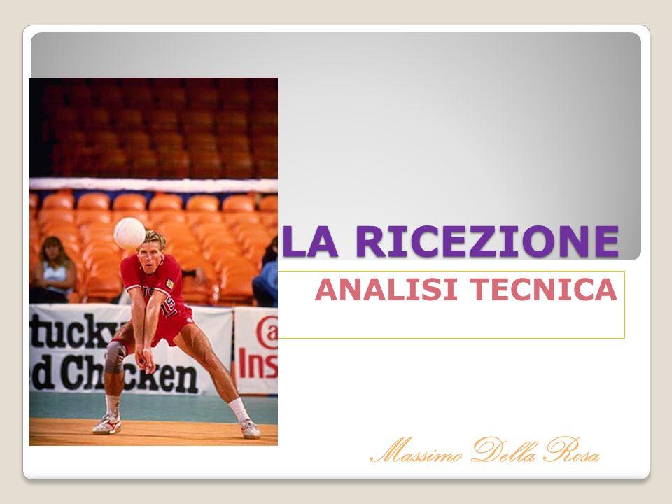 LA RICEZIONE ANALISI TECNICA Massimo Della Rosa