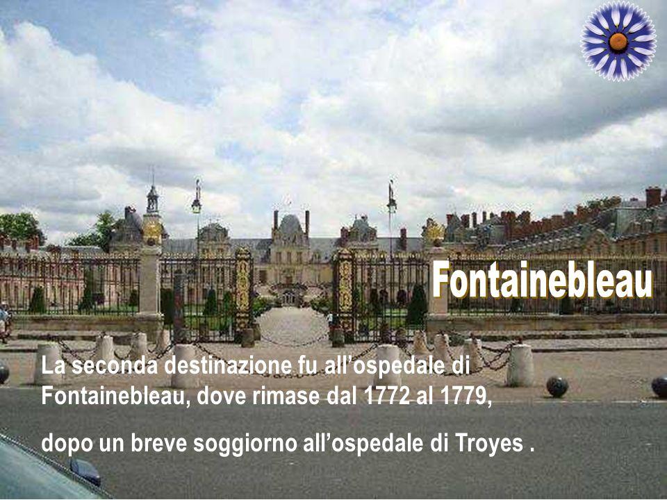 A Pau risuonava ancora leco delle celebrazioni per la canonizzazione di San Vincenzo nel 1737. Questo avvenimento l aiutò ad approfondire le virtù e l