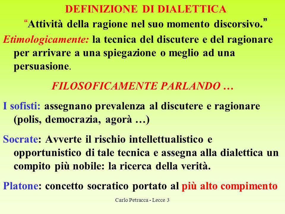 6) INTERVENTI DISCIPLINARI SPECIFICI: Giochi di parole Scritture creative Combinazioni di frasi Figure retoriche Carlo Petracca - Lecce 3