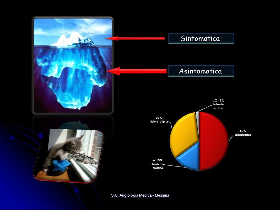 Sintomatica Asintomatica S.C. Angiologia Medica - Messina
