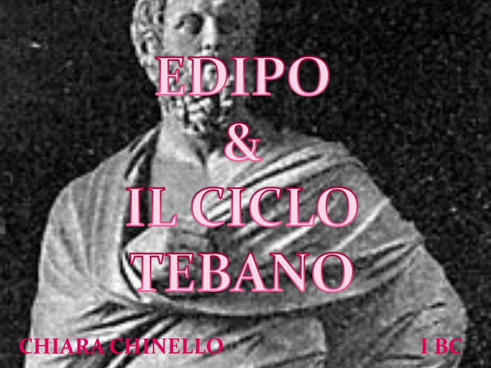 Il ciclo tebano è un gruppo di poemi epici oggi ormai perduti che narrava la storia mitologica di Tebe.