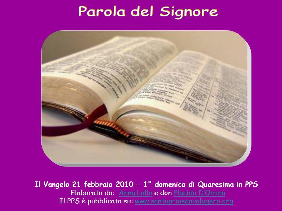 Gesù gli rispose: «È stato detto: Non metterai alla prova il Signore Dio tuo».