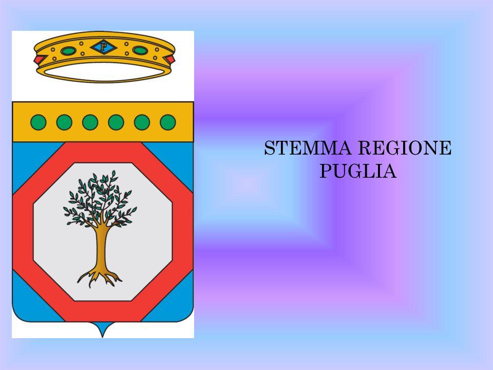 STEMMA PROVINCIA DI FOGGIA DESCRIZIONE DELLO STEMMA Scudo a forma sannitica moderna.