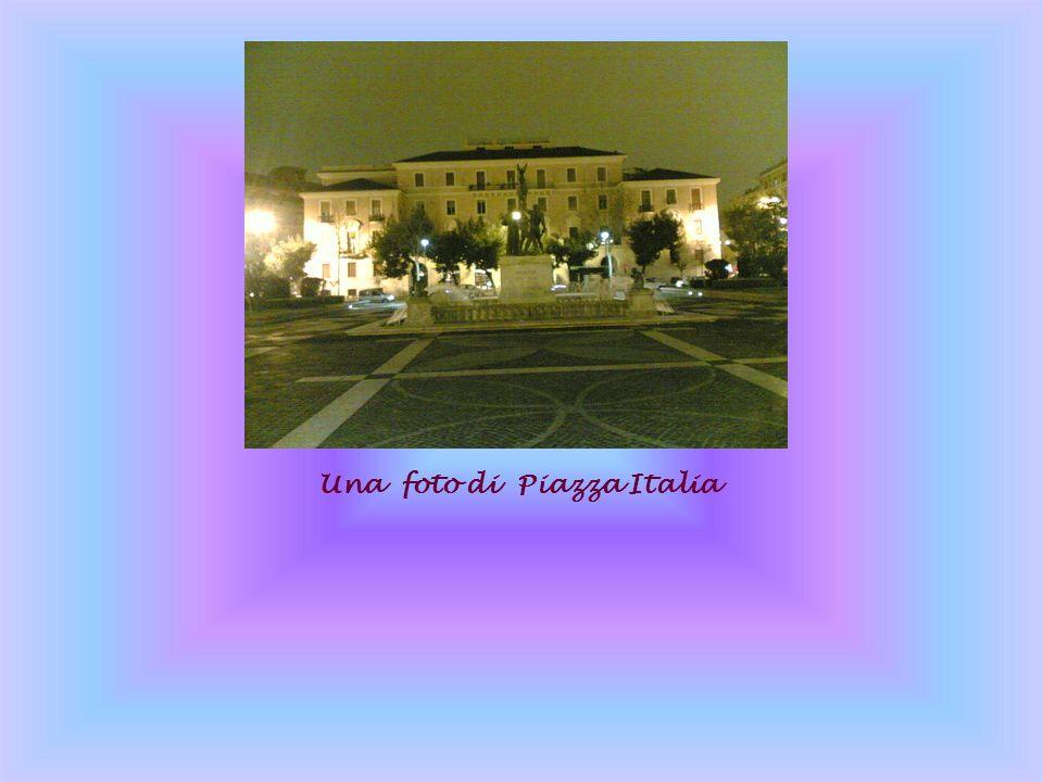 Una foto di Piazza Italia