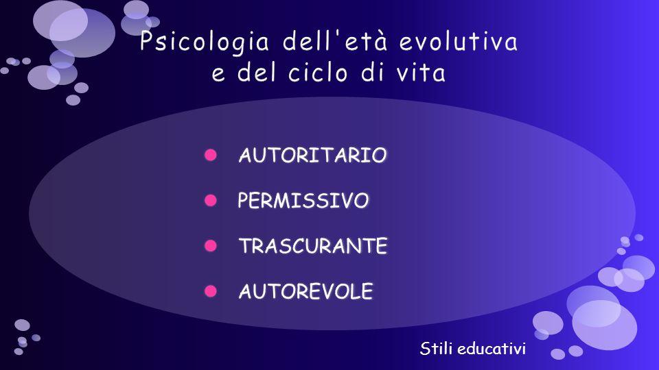 Stili educativi
