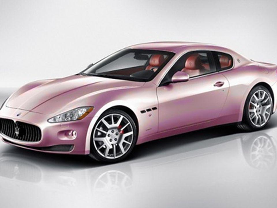 1. La Maserati è sportiva o pratica La Maserati è più sportiva che pratica.
