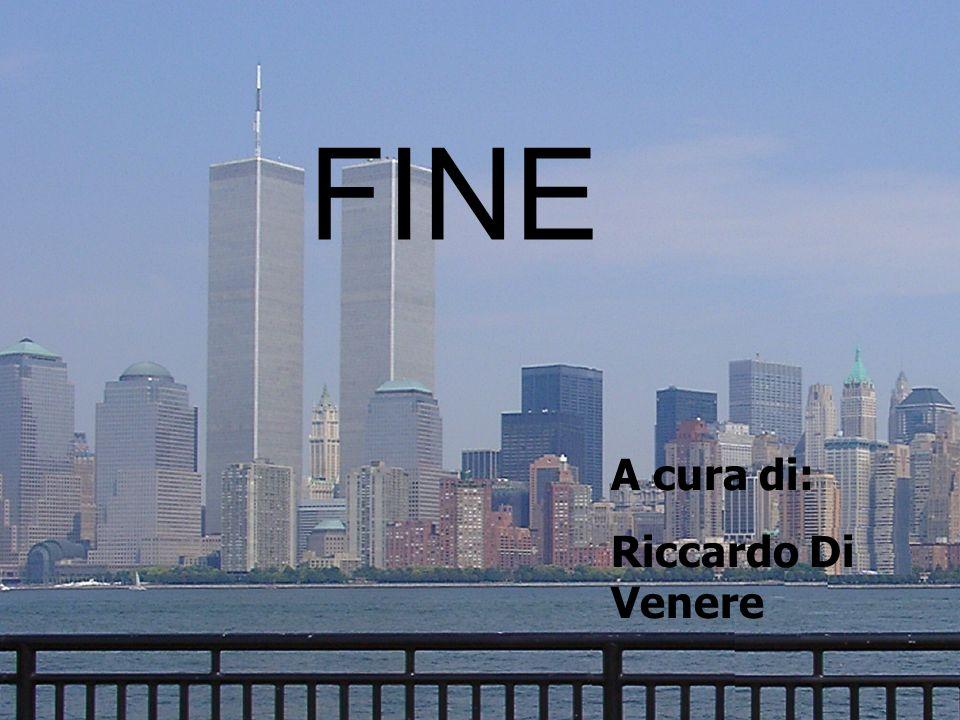 FINE A cura di: Riccardo Di Venere