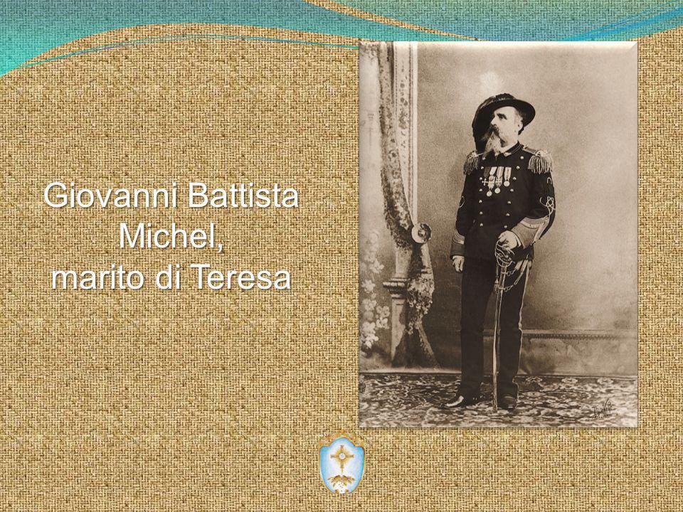 Giovanni Battista Michel, marito di Teresa