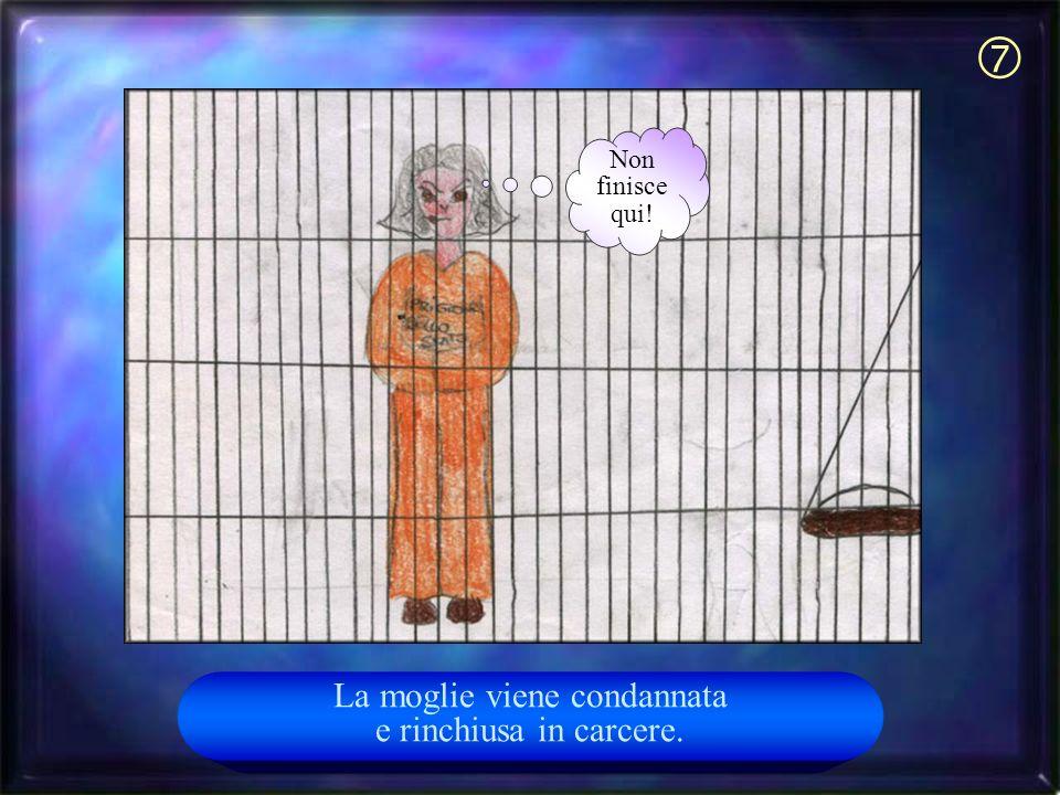 Il detective Nano riesce a scoprire il colpevole: è la moglie di Leonardo. Ho trovato unimpronta!