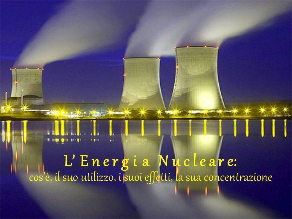 LnEergiae:raelcuN cosè, il suo utilizzo, i suoi effetti, la sua concentrazione