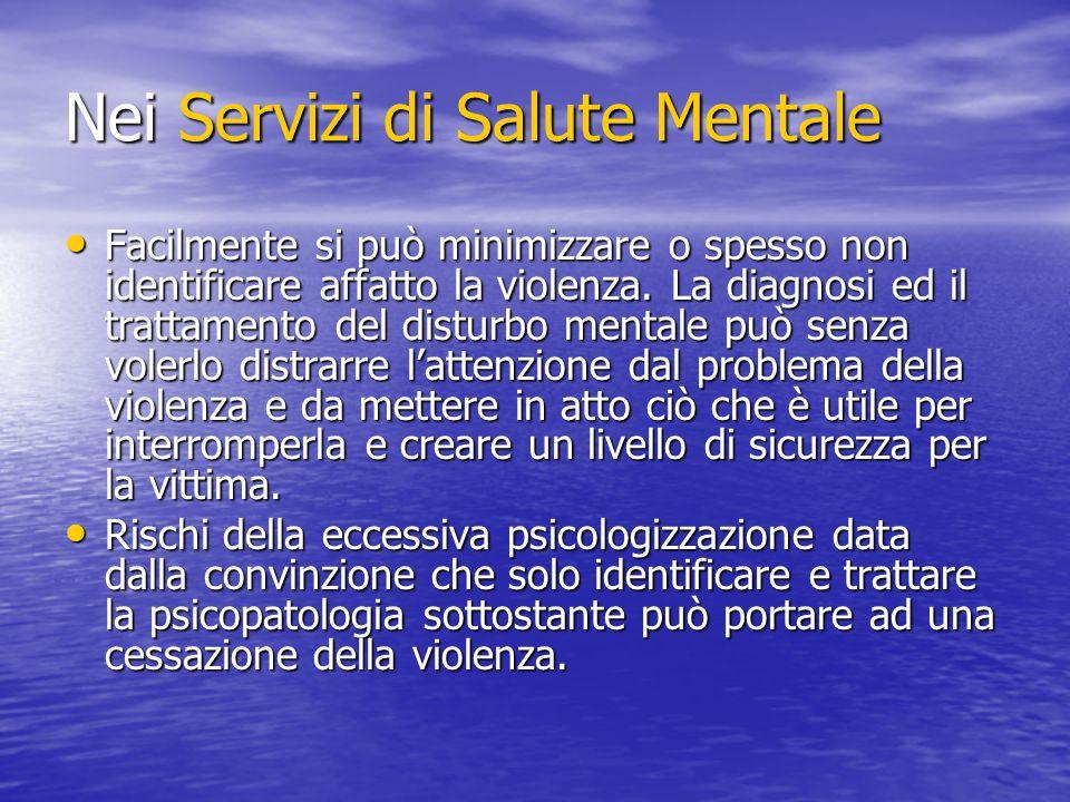 MISSION DEL PROGETTO Nasce nel 2009 come progetto sperimentale promosso dallAssociazione Artemisia in collaborazione con la ASL 10 di Firenze e con il finanziamento del Cesvot Innovazione.