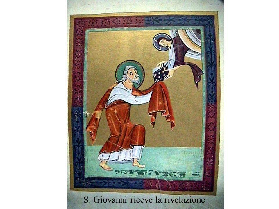 S. Giovanni con il Libro e la verga