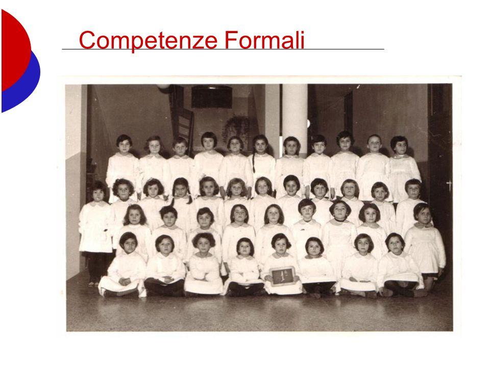 Competenze Formali