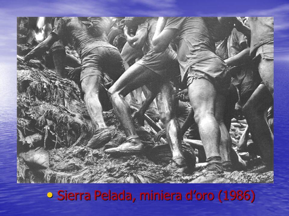 Sierra Pelada, miniera doro (1986) Sierra Pelada, miniera doro (1986)
