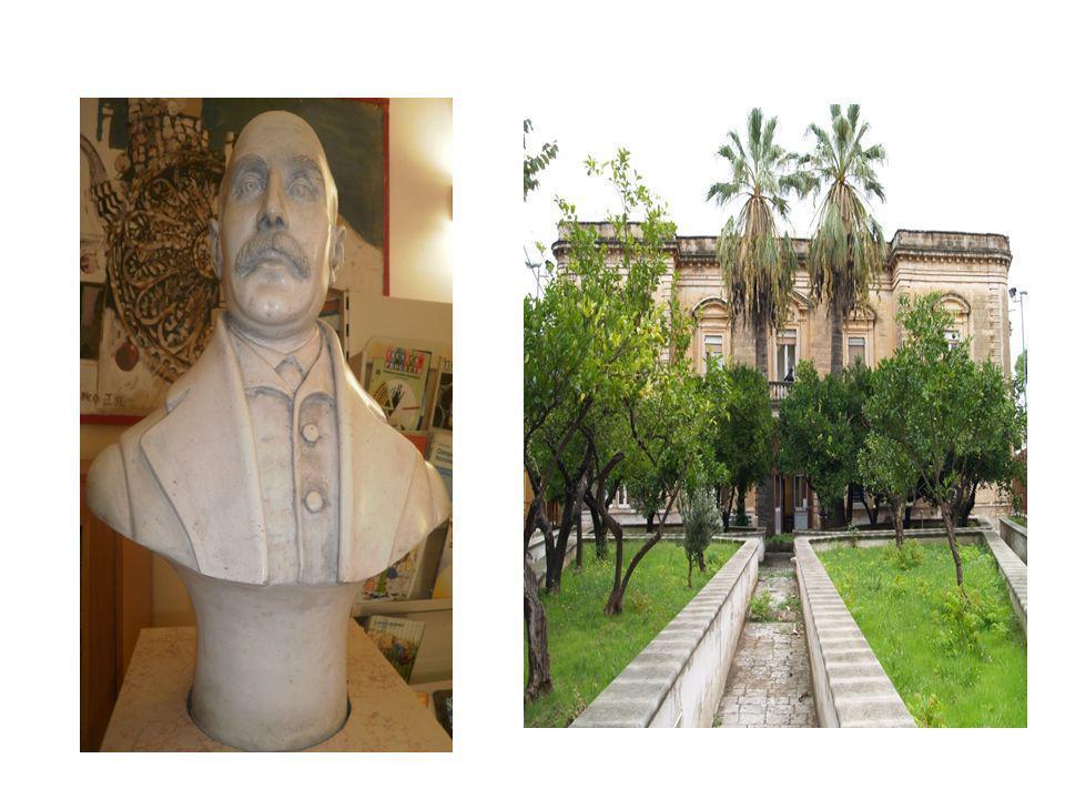 La sede che ci ospita è un antico palazzo gentilizio risalente ai primi anni del 900.