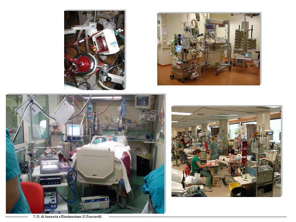 U.O. di Anestesia e Rianimazione (G.Frascaroli)