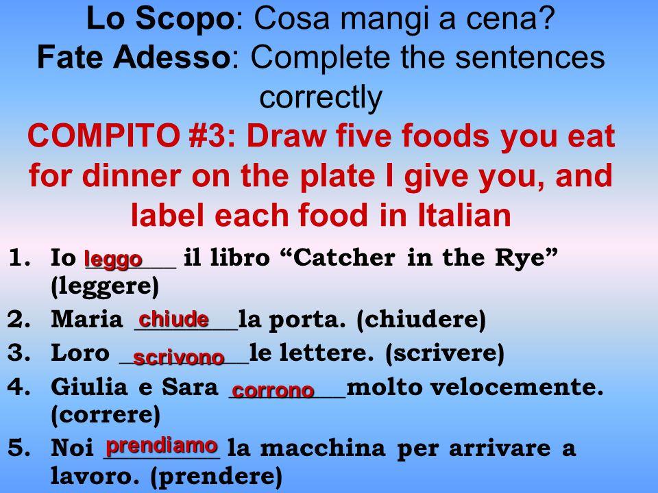 La Vita è Bella- Al ristorante http://www.youtube.com/watch?v=l DorNvngZ94 http://www.youtube.com/watch?v=l DorNvngZ94 1.