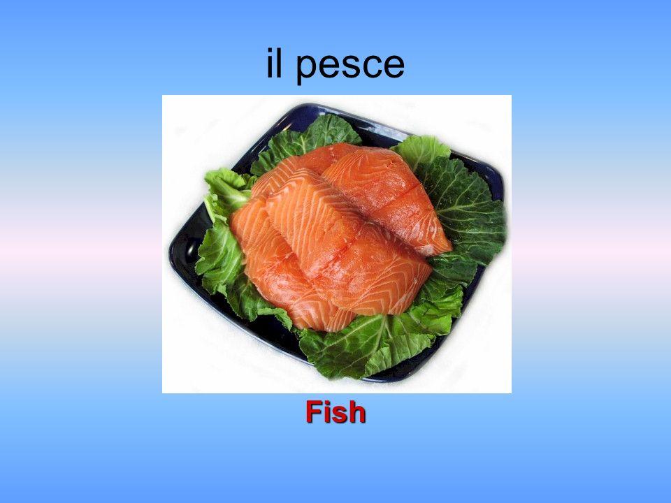 il pesce Fish