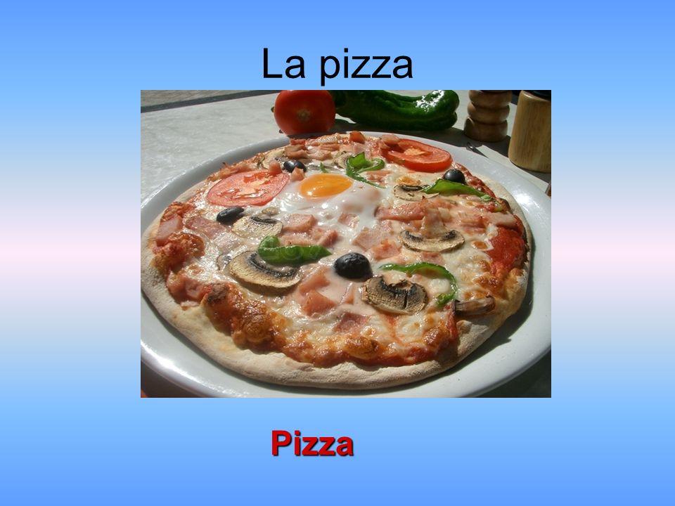 La pizza Pizza