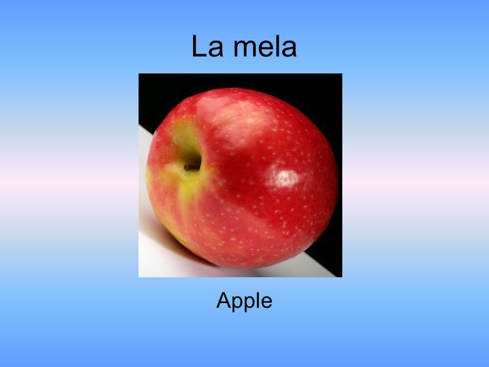 La mela Apple