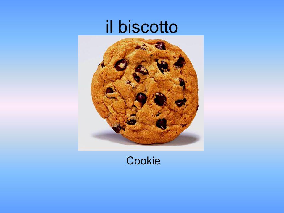 il biscotto Cookie