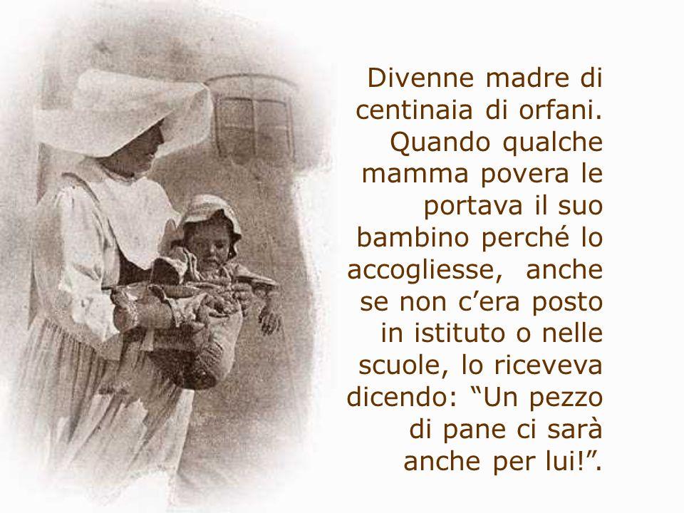 Solo per un brevissimo tempo fu richiamata a Torino, prima come economa provinciale e poi come direttrice del Seminario.
