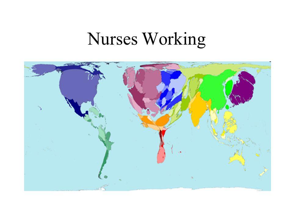 Nurses Working