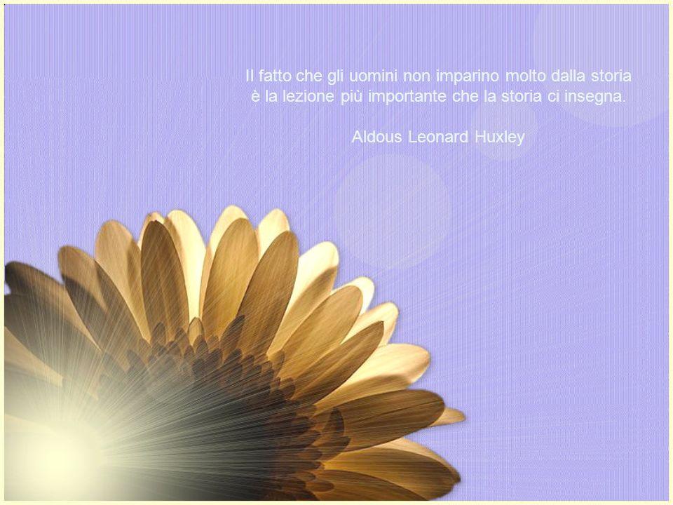 Per percepire l infinito valore di tutte le cose, dobbiamo concedere alla vita un attenzione completa e totale.