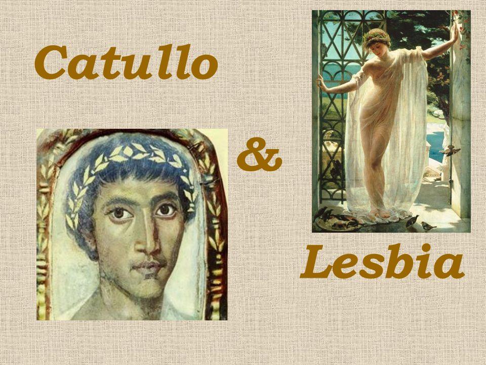 Catullo & Lesbia