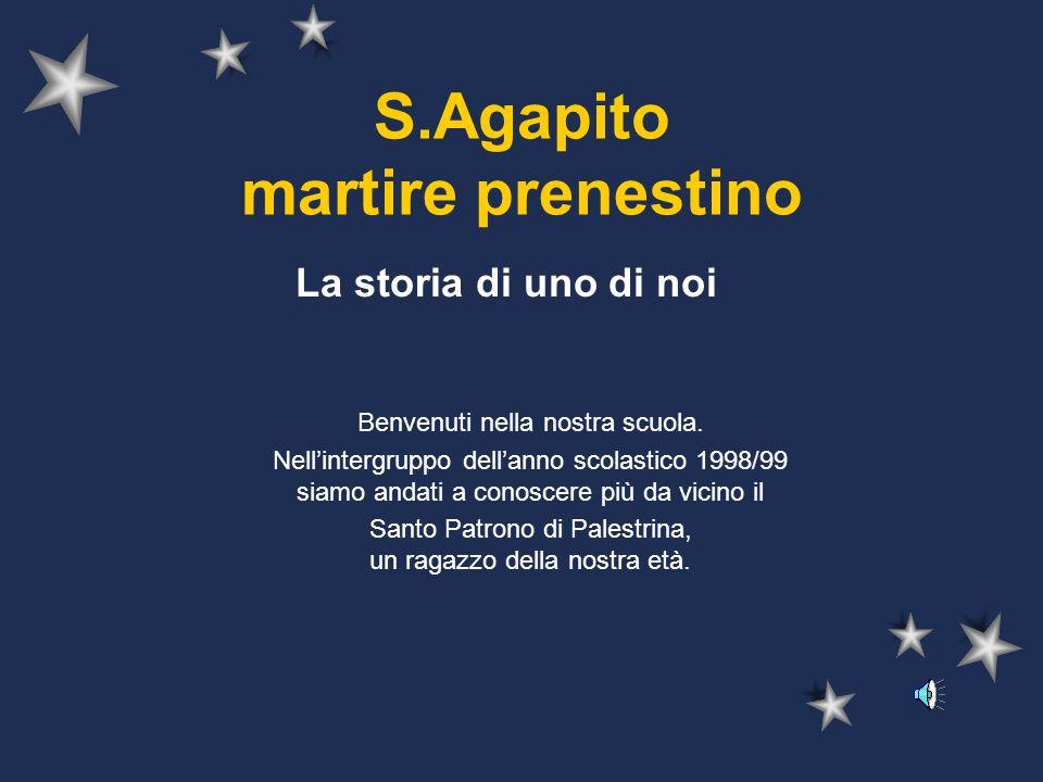 Giustiniani Rita Carcere Agapito viene rinchiuso in un oscuro e tetro carcere di Roma per quattro giorni, senza mangiare e senza bere, ma non cessa di pregare e lodare Dio.