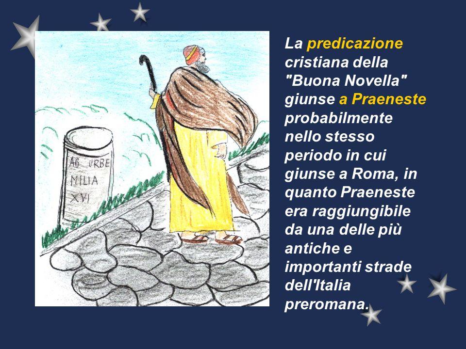 Giustiniani Rita Agapito a Roma Circa 250 anni dopo la nascita di Cristo, da una nobile famiglia prenestina, che lo storico Orazio Marucchi individua nella famiglia Anicia, nasce Agapito.