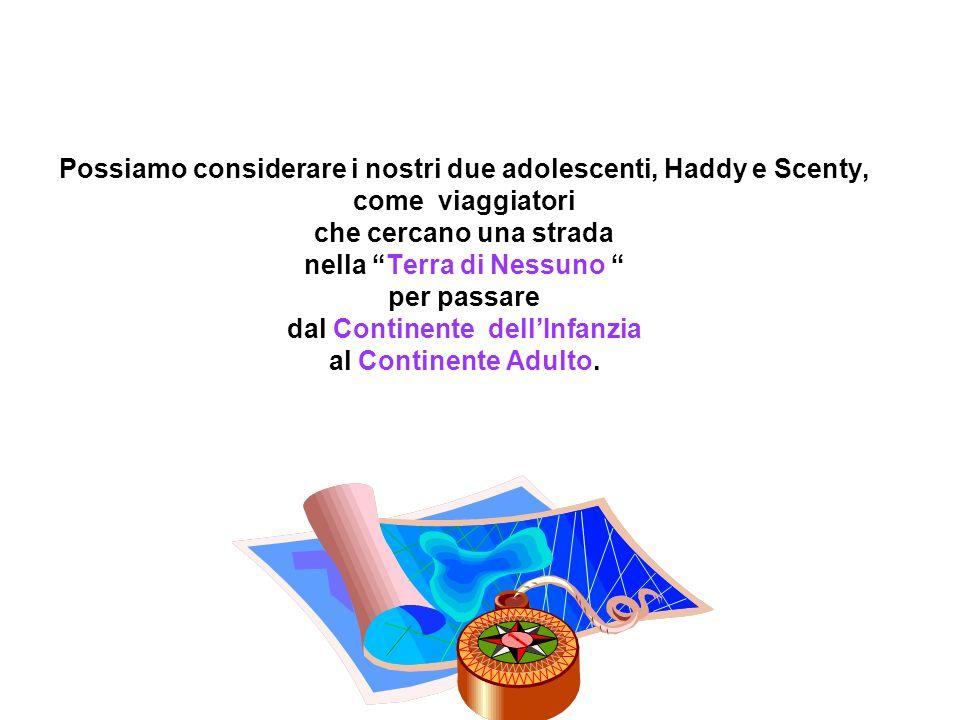 Haddy e Scenty vivono il tempo del Cambiamento