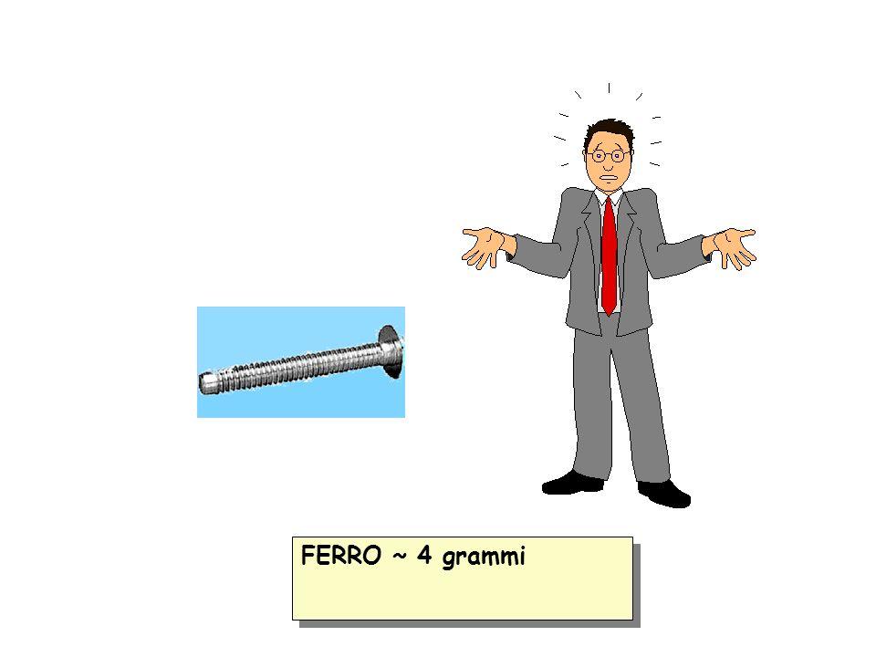 FERRO ~ 4 grammi