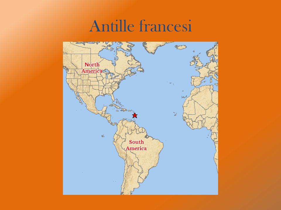 Antille francesi