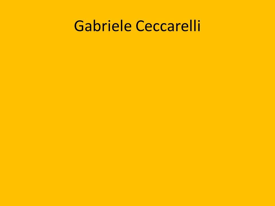 Gabriele Ceccarelli