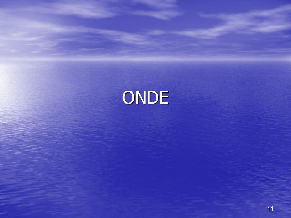 ONDE 11