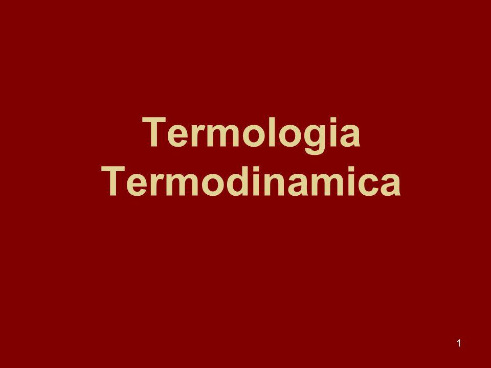 Termologia Termodinamica 1
