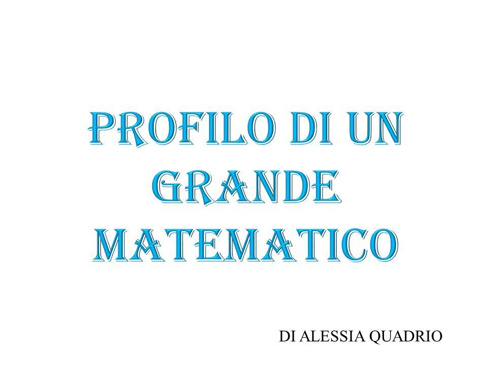 DI ALESSIA QUADRIO